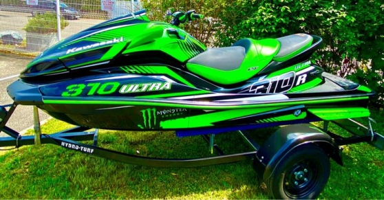 Annonce occasion, vente ou achat 'KAWASAKI ULTRA 310 / 26 Heures'