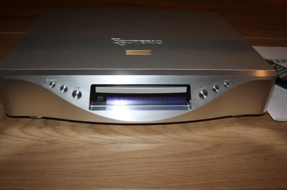 Esoteric SZ-1 SACD player