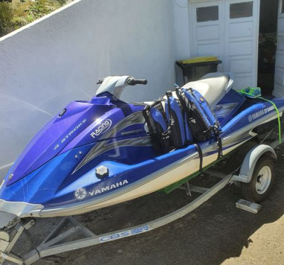 Annonce occasion, vente ou achat 'Jet ski Yamaha vx 110 deluxe'