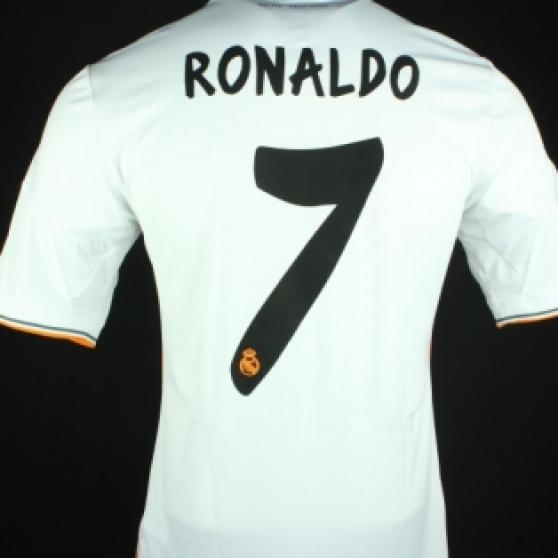 Maillot cristiano ronaldo real madrid