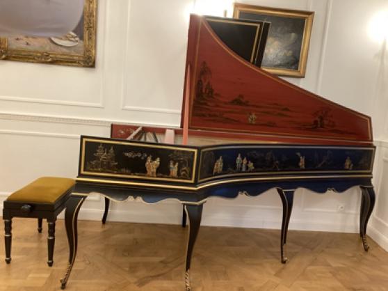 Grand clavecin français -Taskin-Goermans