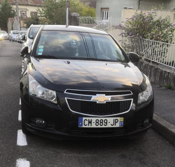 Chevrolet cruze 1.7 vcdi 131 cv