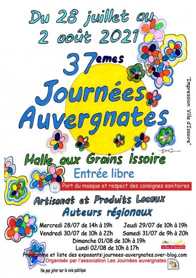 Annonce occasion, vente ou achat 'Journées Auvergnates'