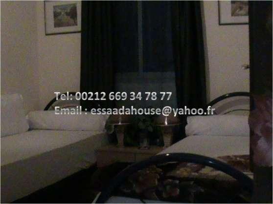 Annonce occasion, vente ou achat 'Location appartement meublée à marrakech'