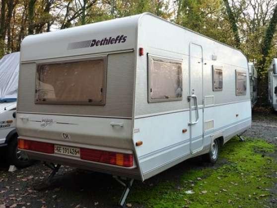 caravane dethleffs beduin 540 db ambleville caravanes camping car caravanes ambleville. Black Bedroom Furniture Sets. Home Design Ideas