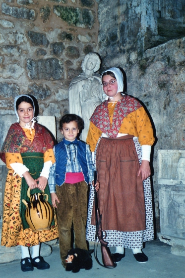 Location costume traditionnel Provençal