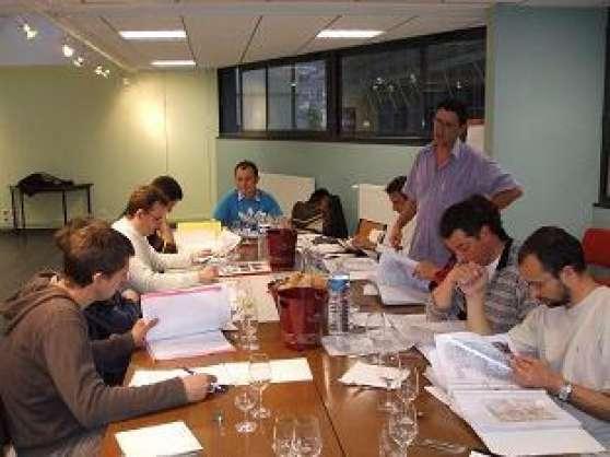 Stages d'Oenologie - Dégustation de vins