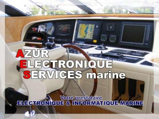 Annonce occasion, vente ou achat 'Electronique marine'