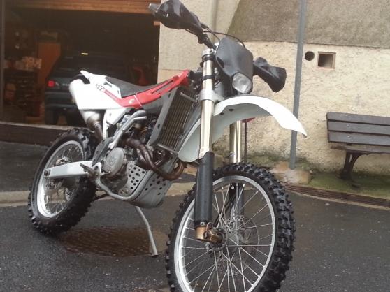 moto enduro husquevarna
