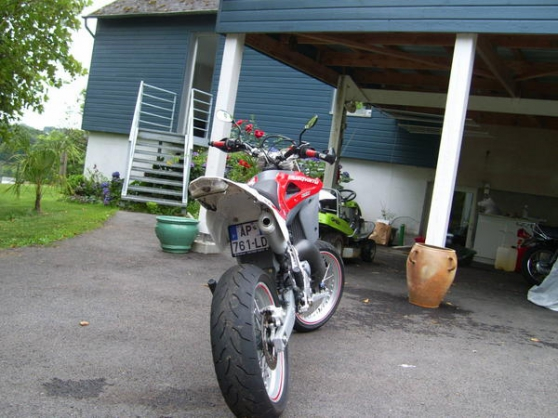 motos husqvarna 125 année 2007, - Annonce gratuite marche.fr