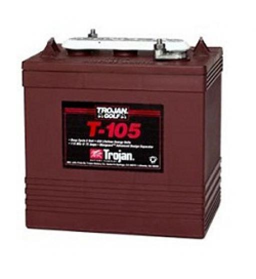 Annonce occasion, vente ou achat 'batterie trojan T105'