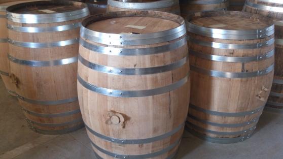 barrique vidanges cognac