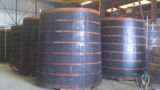 tonneaux vidange cognac