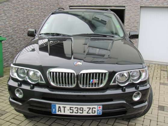 4x4 bmw x5 e53 pack m technic auto bmw kembs. Black Bedroom Furniture Sets. Home Design Ideas
