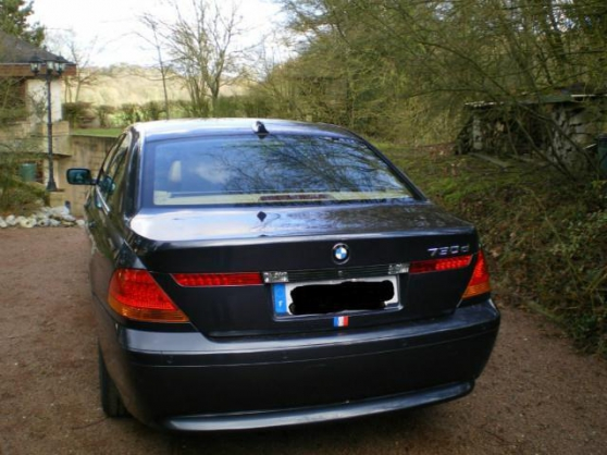 BMW 730 d A2005 bmw