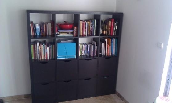 meuble tag re 16 cases kubico alinea no meubles. Black Bedroom Furniture Sets. Home Design Ideas