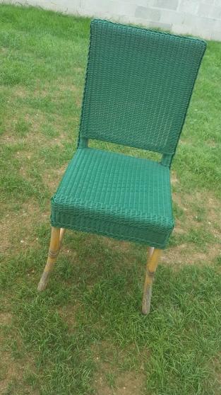 Lot 6 fauteuils de jardin