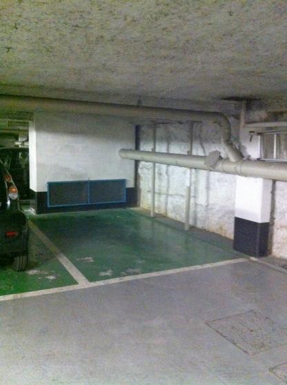 emplacement de parking Vincennes
