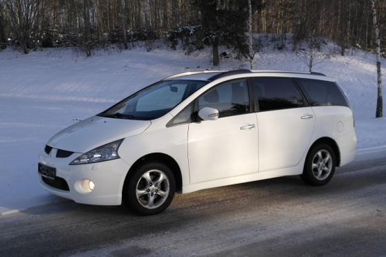 Annonce occasion, vente ou achat 'Mitsubishi Grandis 2.0DID'