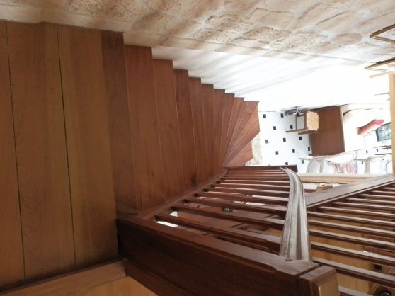 Annonce occasion, vente ou achat 'Escalier intérieur'