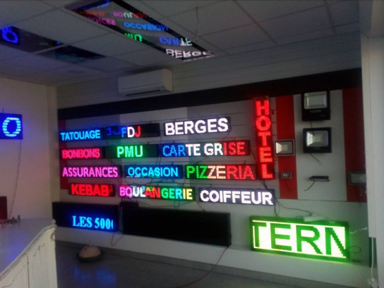 enseigne numerique - Annonce gratuite marche.fr