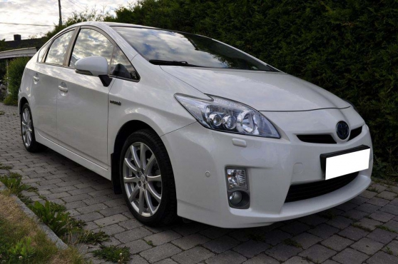 Toyota prius hybride