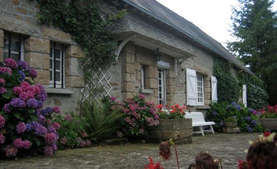 magnifique longere en pierre, surplomban à bais - Annonce gratuite marche.fr