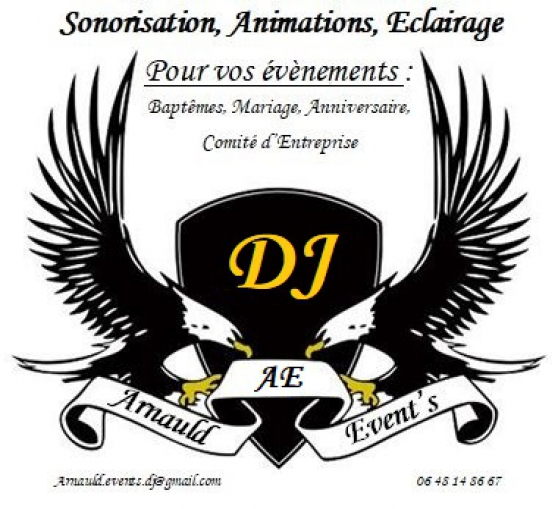 Annonce occasion, vente ou achat '#Arnauld events dj #Mariage#Anniversair'