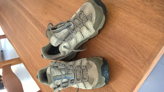 chaussures de randonnée - Annonce gratuite marche.fr