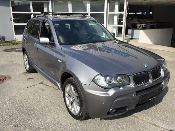 BMW X3 Xdrive 2.0D 163 ch
