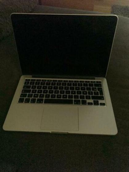 Annonce occasion, vente ou achat 'Macbook pro 750go, 2.8GHz'
