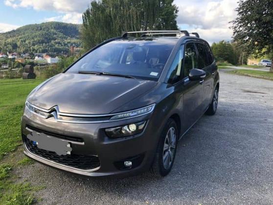 Annonce occasion, vente ou achat 'Citroën grand C4 Picasso'