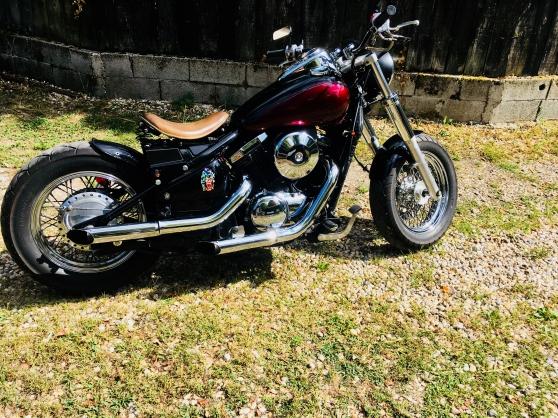Bobber - 800 VN Kawasaki