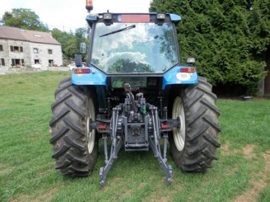 TRACTEUR NEW HOLLAND - Photo 4