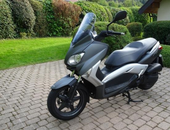 Annonce occasion, vente ou achat 'SCOOTER YAMAHA XMAX 06/09/2014'