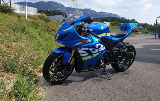 Suzuki Gsxr 1000 R 2017