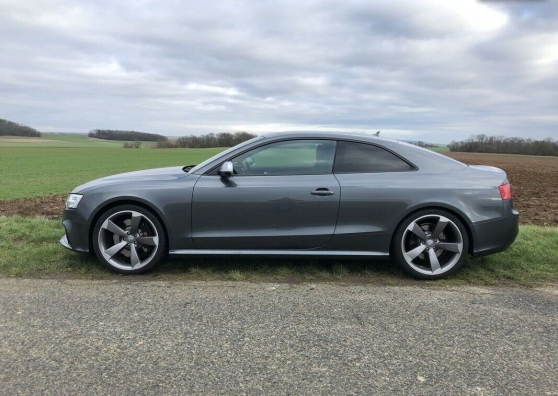 Annonce occasion, vente ou achat 'Audi Rs5 - 2012 - phase2 - Gris Daytona'