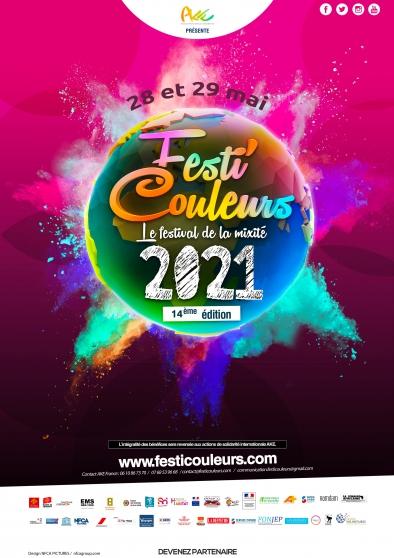 Annonce occasion, vente ou achat 'Festi\'Couleurs en Cultures Croisées'