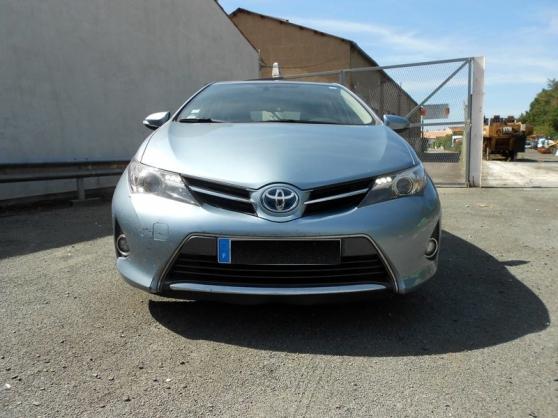 Toyota Auris Hybrides 136H Dynamic