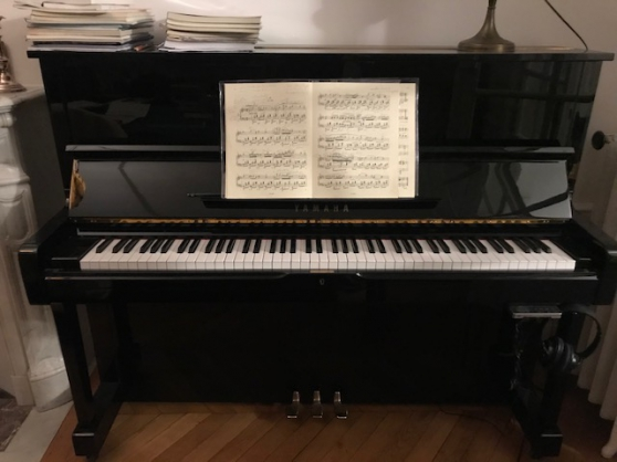 Annonce occasion, vente ou achat 'Piano droit Yamaha U1 Silent'