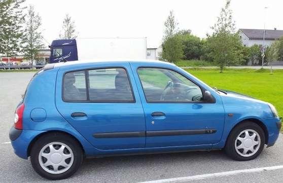 Renault Clio ii 1.9 d rte