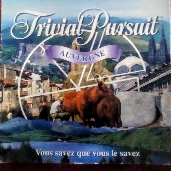 Annonce occasion, vente ou achat 'Trivial poursuit en Auvergne'