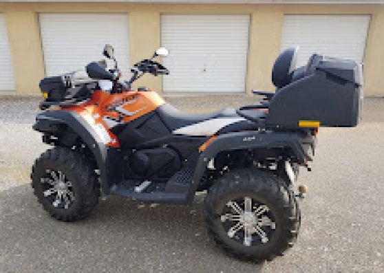 Quad cforce 550 ltd