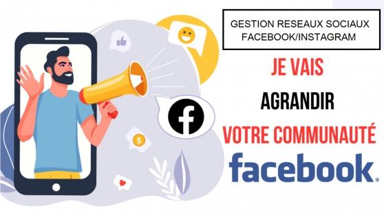 PACK DE GESTION RÉSEAUX SOCIAUX