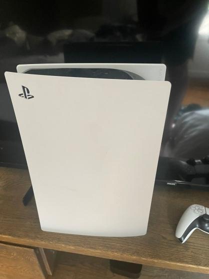 PS5 neuve Version de disque