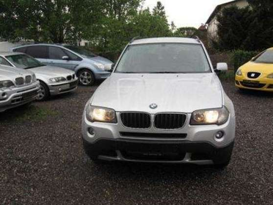 2008 BMW X3 2.0d 98500 Km