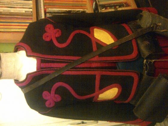 uniforme de zouave complet 1870 gujan mestras collections collections diverses gujan mestras. Black Bedroom Furniture Sets. Home Design Ideas