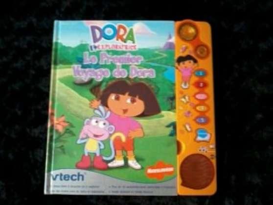 Annonce occasion, vente ou achat 'Livre Dora Animé'
