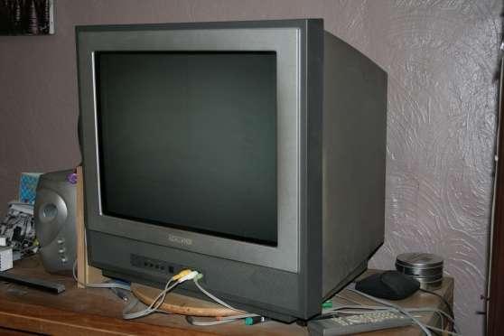 Téléviseur THOMSON 50cm ecran plat