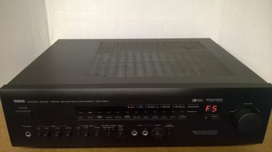 "Ampli ""Yamaha DSP-E300"""